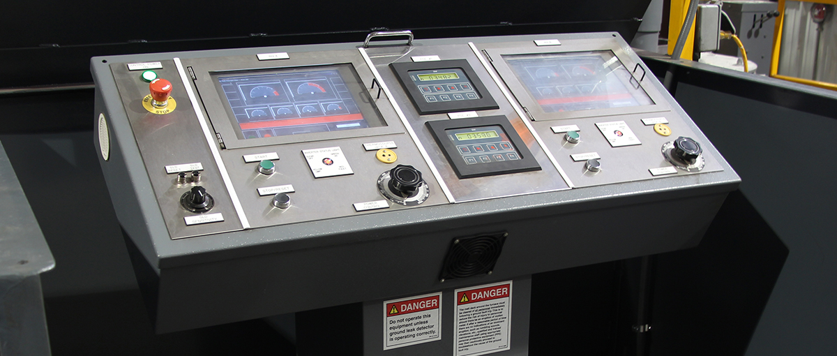 Inductotherm Melt-Manager Plus Control Systems