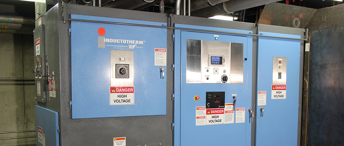 Inductotherm VIP Power Supply Units